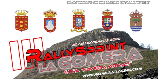 III Rally Sprint La Gomera