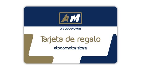 Tarjeta de Regalo de A Todo Motor Store