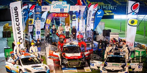 44 Rally Islas Canarias