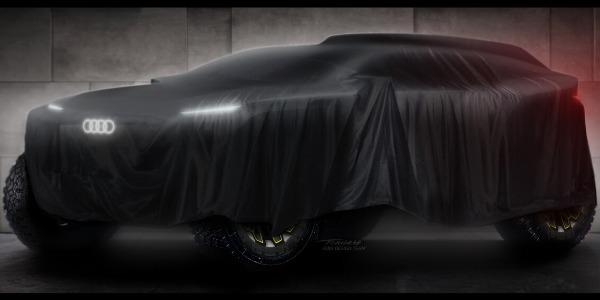 Audi Dakar 2021