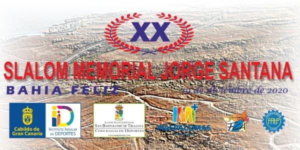Slalom Memorial Jorge Santana 2020