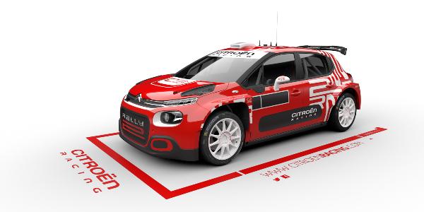 El Citroën C3 R5 evolucionará y se convertirá en el C3 Rally2 en 2021