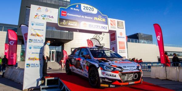 Pleno de podios para el equipo Ares Racing en 2020