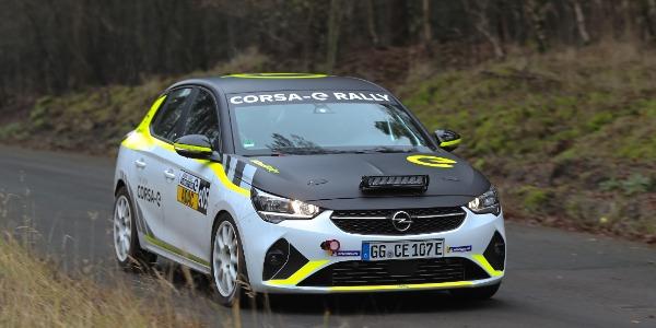 La ADAC Opel e-Rally Cup ya tiene calendario para 2021