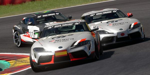 Takuma Miyazono el más rápido del mundo en la Copa GR Supra GT