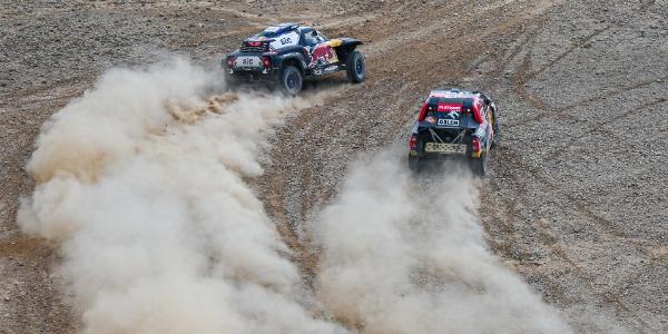 Sexta etapa del Rally Dakar 2021