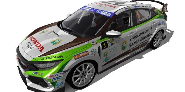 DGJ Sport Team pone en marcha el Rallye Villa de Santa Brígida 2021