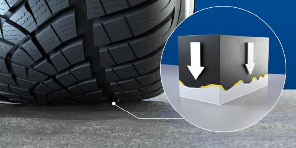 ¿Qué hace especial a un neumático de invierno?