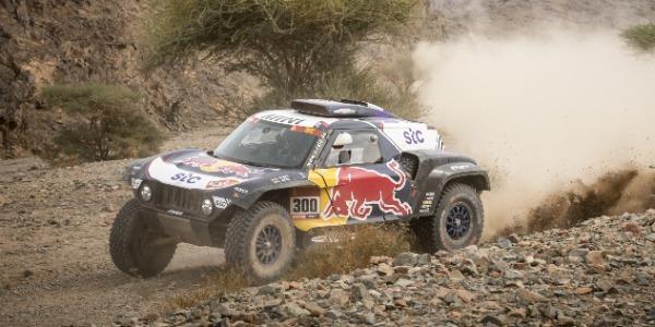 Rally Dakar 2021 - Etapa 11: Sainz a un paso del podio final