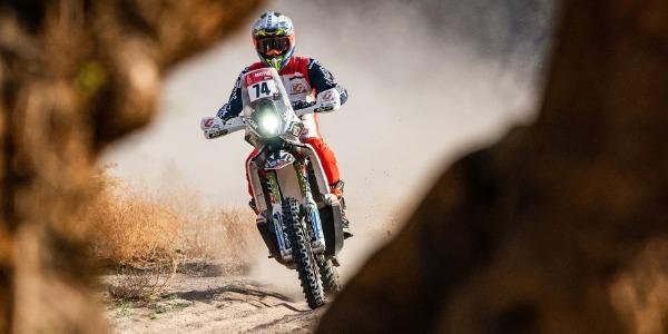 Jaume Betriu busca su mejor resultado en el Rally Dakar