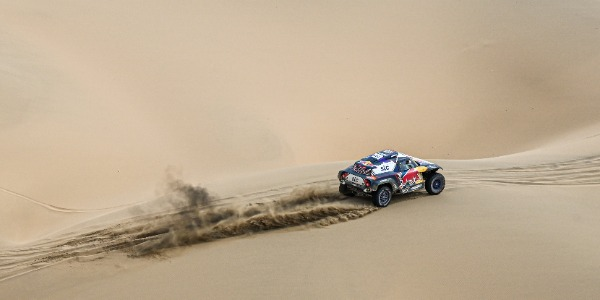 Rally Dakar 2021: Victoria de Stephane Peterhansel y podio de Carlos Sainz