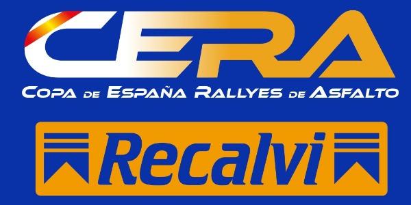 Nace la Copa de España de Rallyes de Asfalto CERA - Recalvi