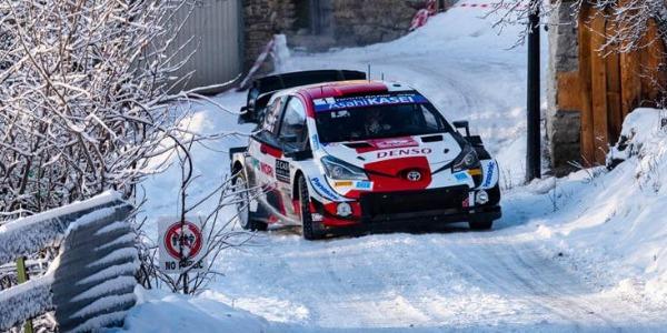 Rally de Montecarlo: Ogier se pone líder a falta de una etapa