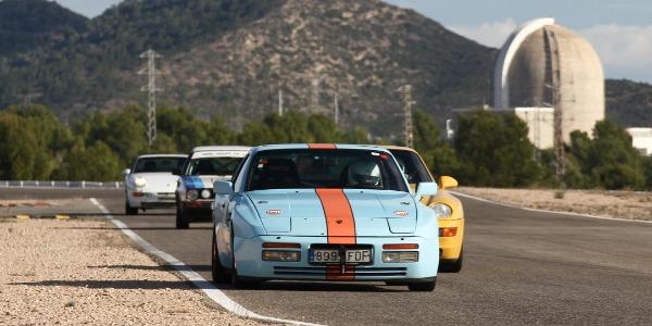 Espectáculo y emoción en las Porsche Classic Series