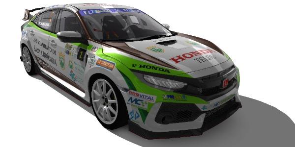 I Rallye Virtual Honda Telde