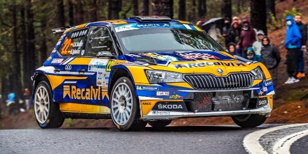 Rally Islas Canarias. Foto: FIA ERC