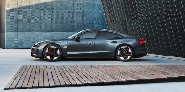 Llega el nuevo Audi e-tron GT, un Audi como nunca visto