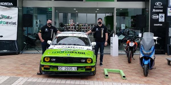 Presentado el renovado proyecto de AutoVintage RallyTeam
