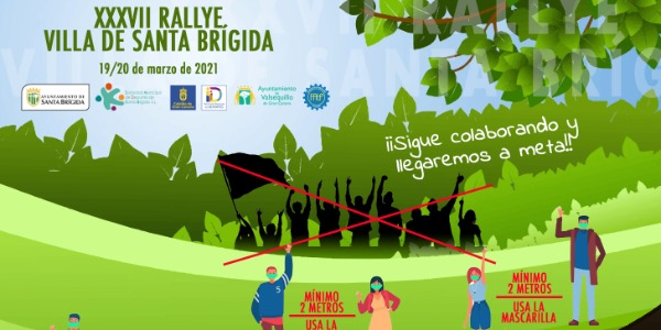 Rallye Villa de Santa Brígida 2021