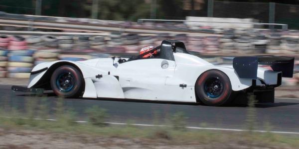 Primer test en Canarias de la Norma M20 FC