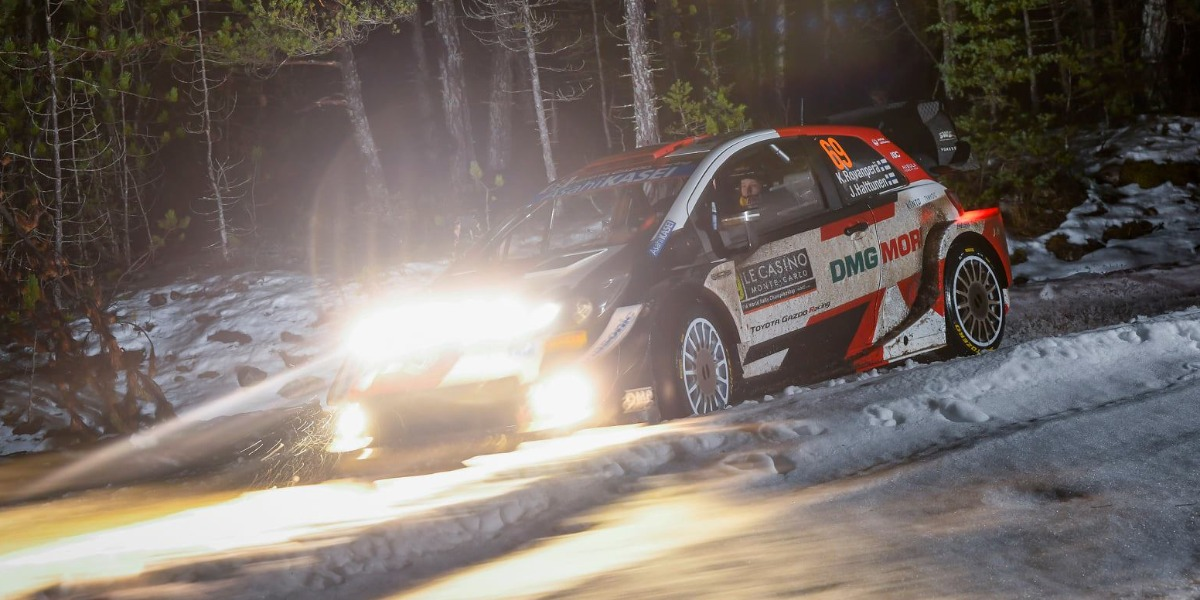 Equipo Toyota Gazoo Racing WRC