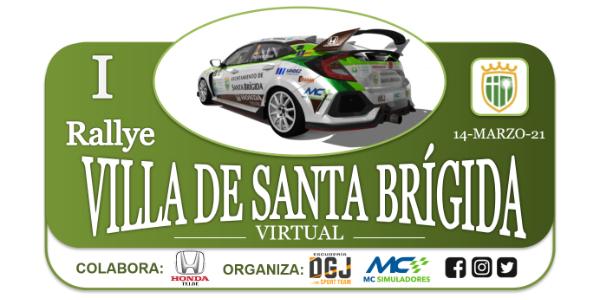 I Rallye Villa Santa Brígida Virtual - Honda Telde