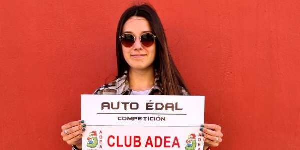 ADEA - Auto Édal Ladies guiará a la piloto palmera Valentina García