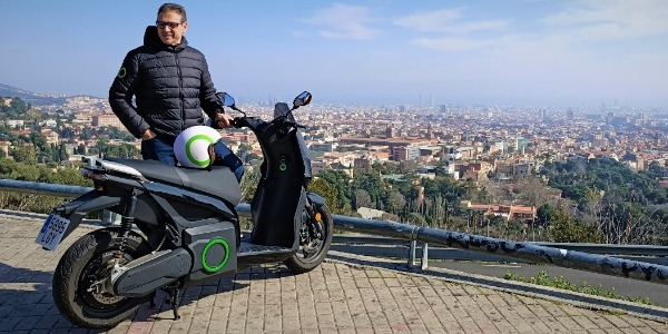Carlos Sotelo, CEO y Fundador de Silence, tiene como objetivo conseguir ciudades cero emisiones