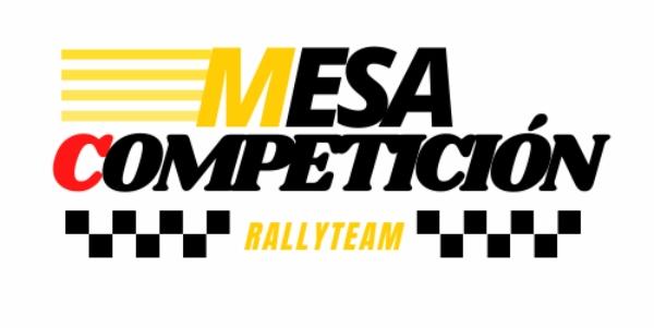 Logotipo Mesa Competición RallyTeam
