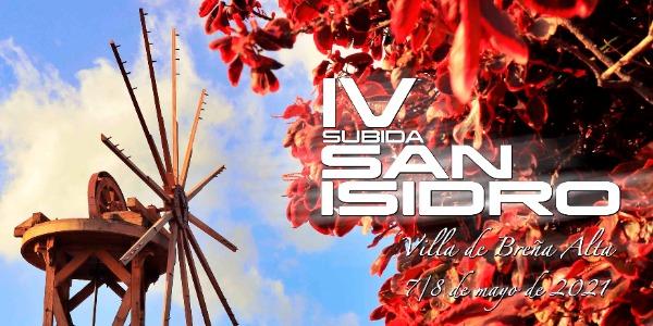 IV Subida San Isidro