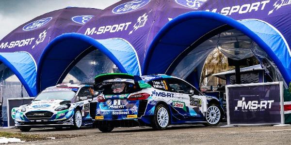 M-Sport Ford electrificará los rallyes en la temporada 2022