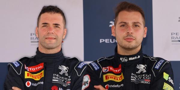 José Vieitez y Roberto Blach Jr.