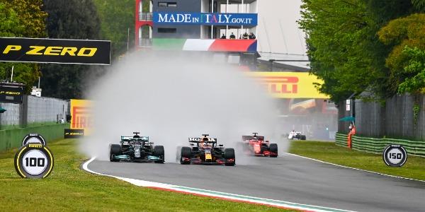 Gran Premio de Italia - Ímola 2021