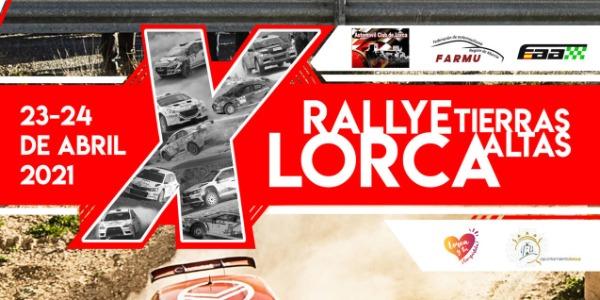 Rallye Tierras Altas de Lorca 2021