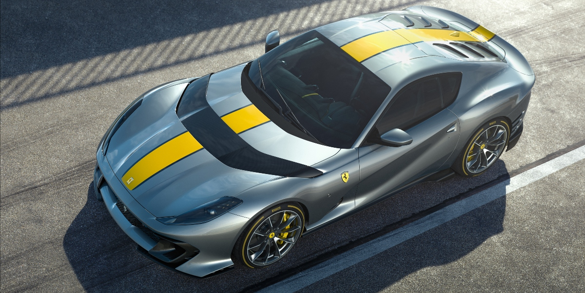 Ferrari V12