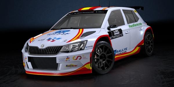 Pepe López llega al Campeonato del Mundo de Rallyes en WRC3