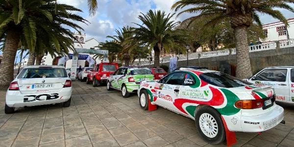Rallye Isla Verde 2021