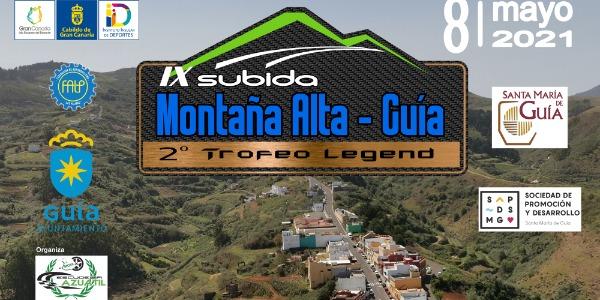 Subida de Montaña Alta-Guía