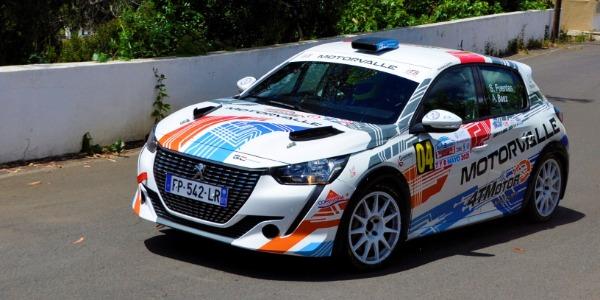 Segunda plaza para Sergio Fuentes en el Rallysprint Tejina - Tegueste