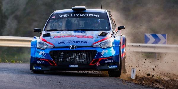 Iván Ares y Surhayen Pernía, a por el Rallye Villa de Adeje 2021