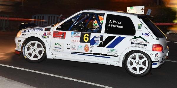 Este jueves, cierre de inscripciones del Rally Sprint Cielo de La Palma