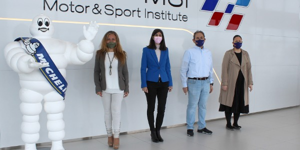 Motor & Sport Institute y Michelin