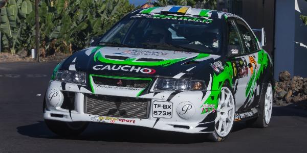 Saucer Motorsport a por el Rally Sprint Cielo de La Palma