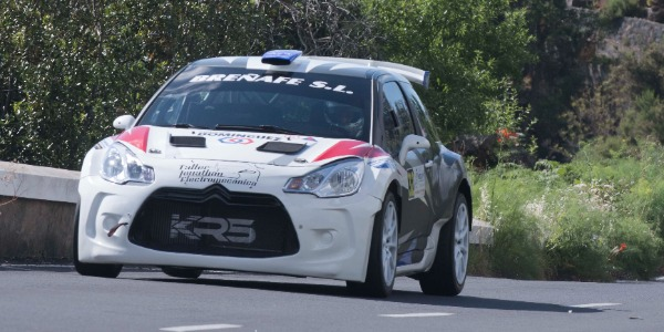 Lista Oficial de Inscritos del Rally Sprint Cielo de La Palma