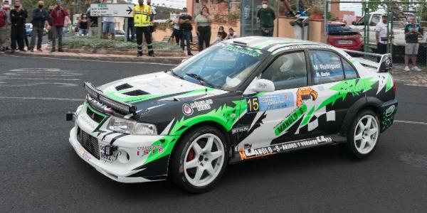 Sabor agridulce para Saucer Motorsport en el Cielo de La Palma