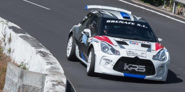 Victoria de Jorge Rodríguez en el Rally Sprint Cielo de La Palma