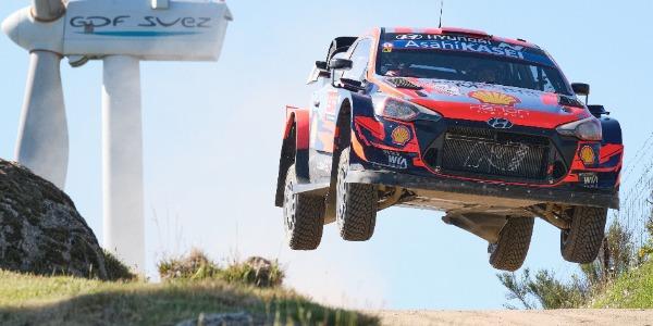 Hyundai afronta el Rally de Italia - Cerdeña WRC 2021