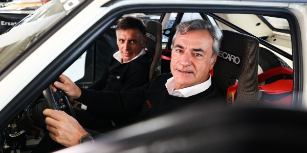 Audi a por el Dakar 2022 con Sainz, Peterhansel y Ekström