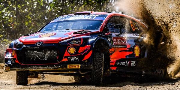 Dani Sordo a por el triplete en el Rally de Italia Cerdeña WRC