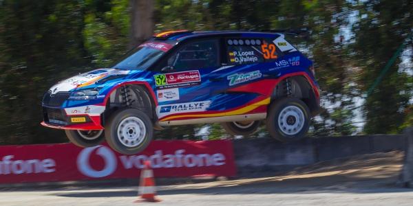 Segundo asalto de Pepe López al WRC3 en el Rally de Italia